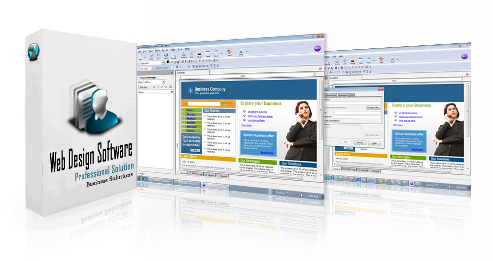 Web Design Software, Leads, Lead Finder